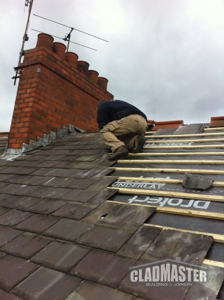 Roofing And Chimneys Belfast Amp Bangor Northern Ireland